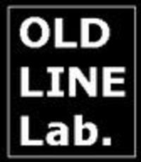 Oldline_lab_logo_stamp